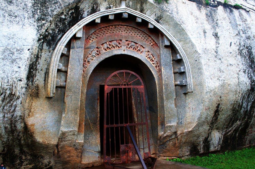 Caves of India - Barabar Caves