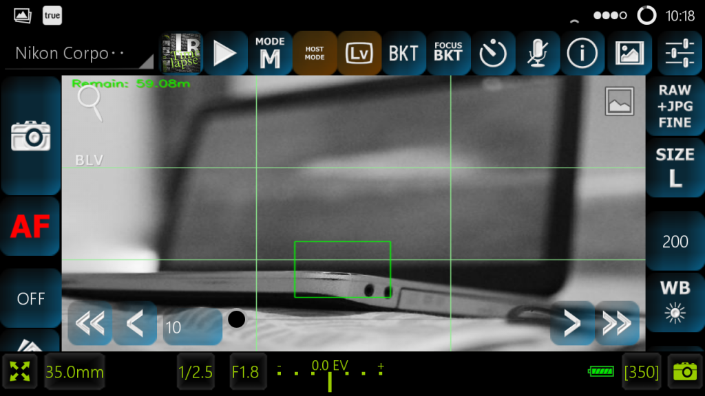 How to control camera using laptop or phone - Tethered Photography